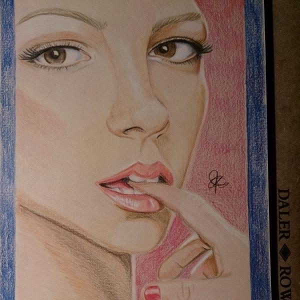 Britney Spears par chalittlefairy